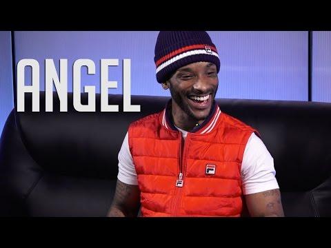 Angel On U.K. Hip Hop & Grime Music Scene + Meeting His Mentor Swizz Beatz