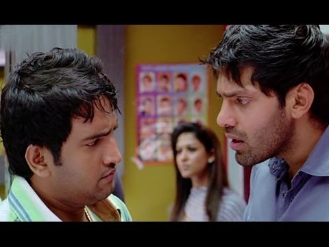 Santhanam is helpless with Arya - Boss Engira Bhaskaran