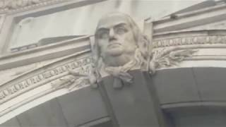 An upclose and personal look at City Hall in Philadelphia