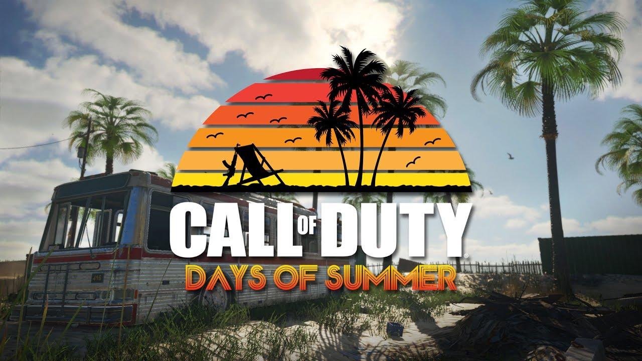 """Official Call of Duty® """"Days of Summer"""" Trailer [UK] - Official Call of Duty® """"Days of Summer"""" Trailer [UK]"""