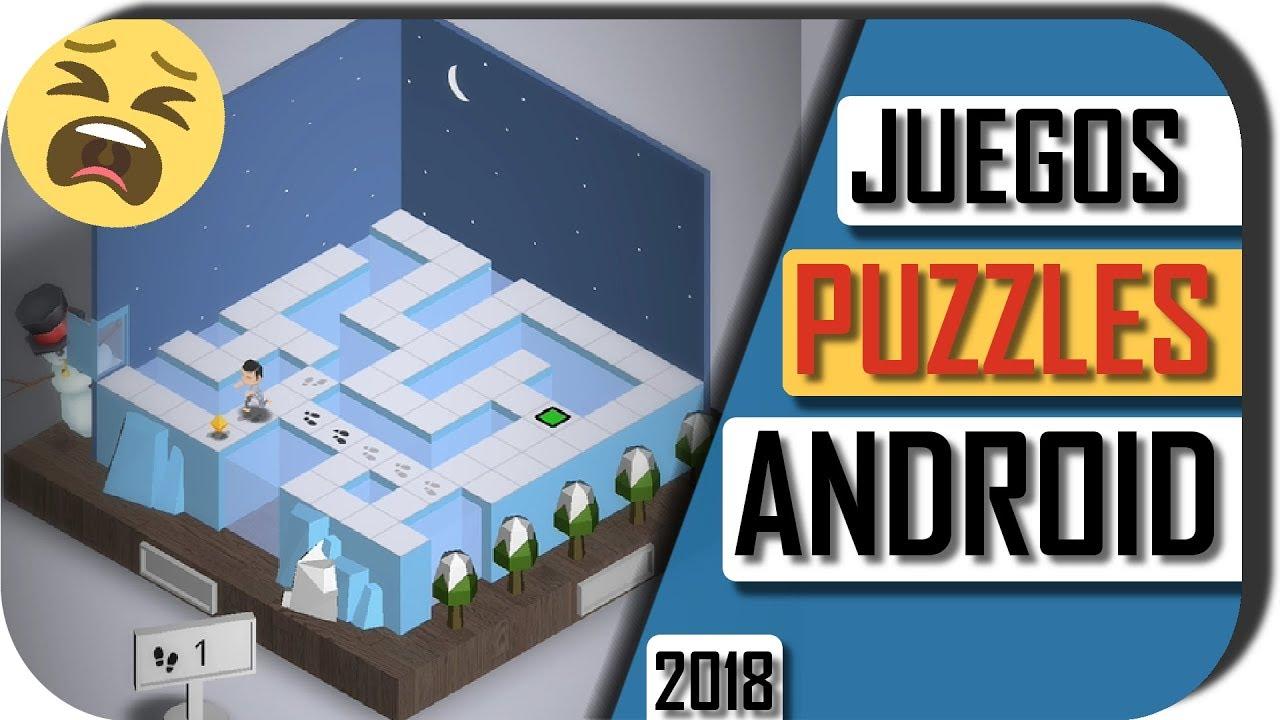 Mejores Juegos De Puzzles Para Android 2018 Top 5 Gratis Youtube