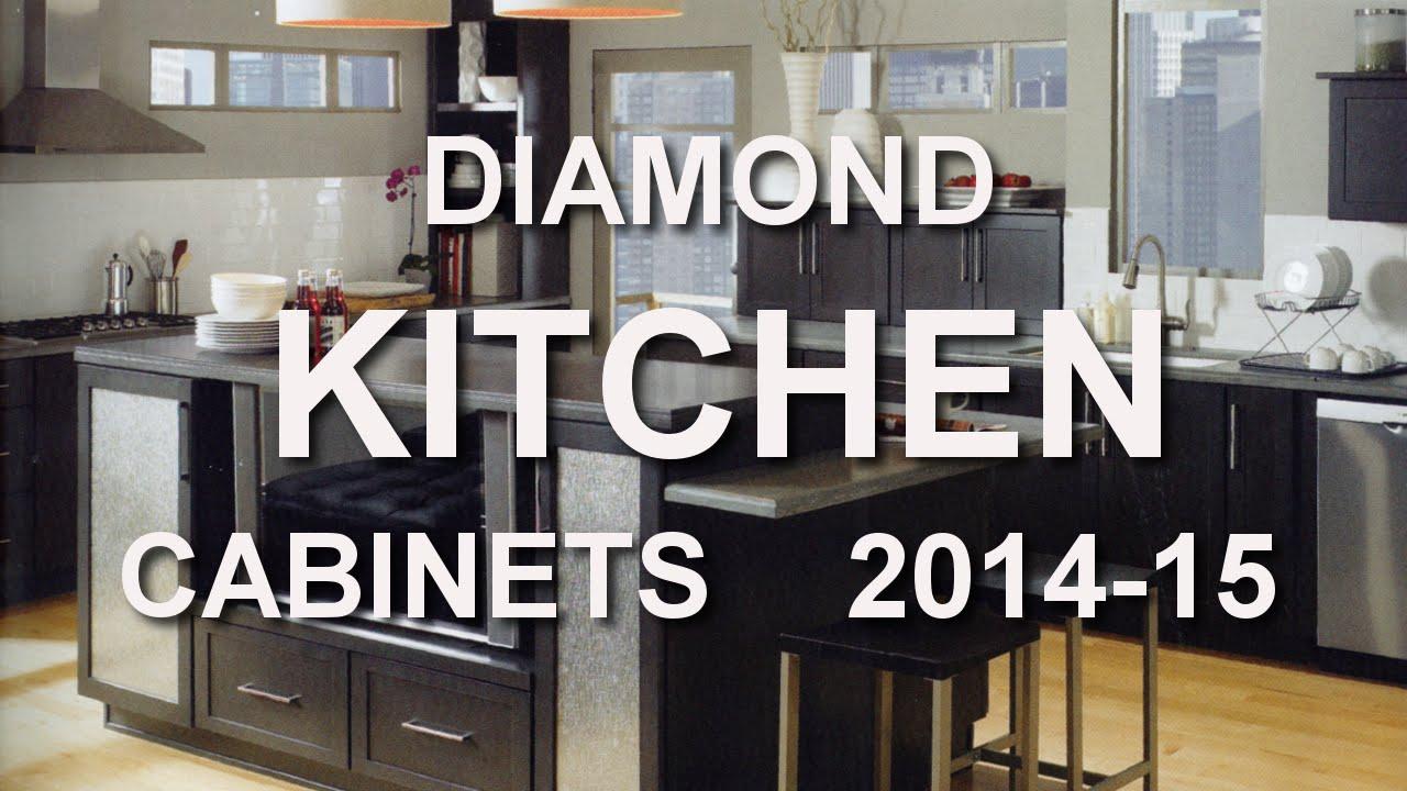 DIAMOND Kitchen Cabinet Catalog 2014 15 At LOWES   YouTube
