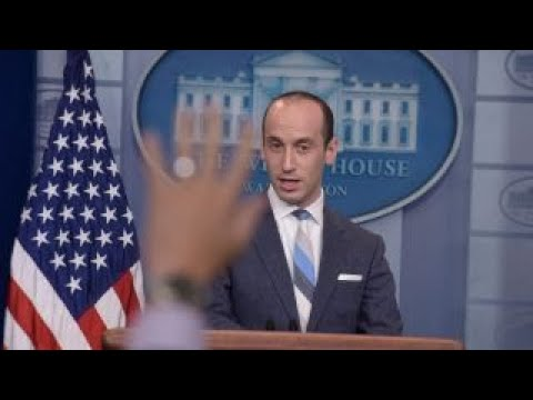 Stephen Miller defends Trump's immigration plan