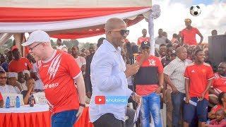 Alichokisema C.E.O Wa simba Senzo Ufunguzi wa uwanja wa Simba Bunju complex