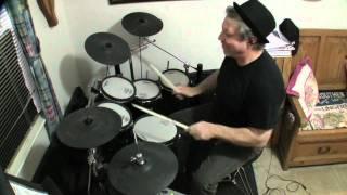 White Room - Cream (Drum Cover)