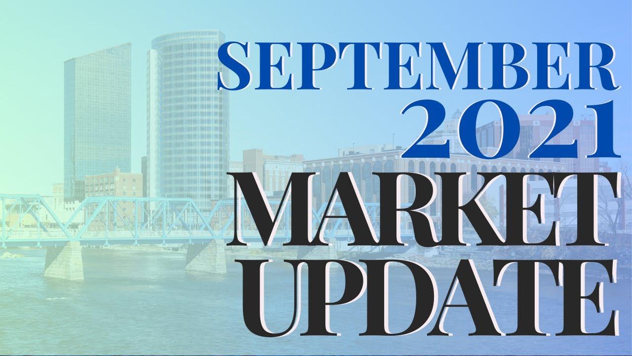 September Market Update - Grand Rapids, MI