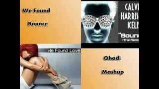 Rihanna & Bou Blendit - We Found Bounce (ohadi mashup)