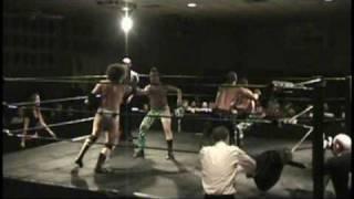 Mason Conrad & Bryce Benjamin vs. Calypso & Joey Marx - Part 2
