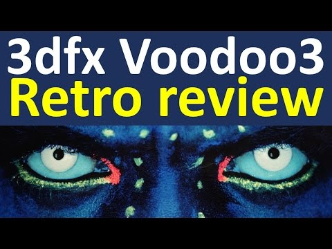 3dfx Voodoo 3 retro review