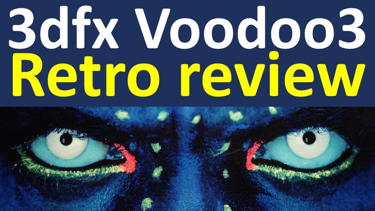 3dfx Voodoo 3 retro review - philscomputerlab com