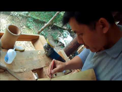 Taboo Bamboo workshop Incense Holder/box