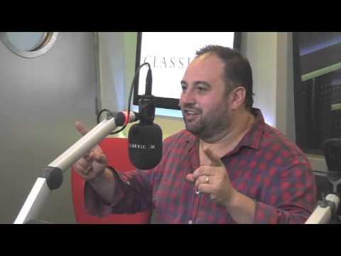 Wynne Evans speaks to Classic FM 1/2