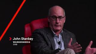 WarnerMedia CEO John Stankey | Full interview | Code Media 2019
