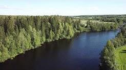 Vetelin kunnan tontti Huutokaupat.com-sivustolla