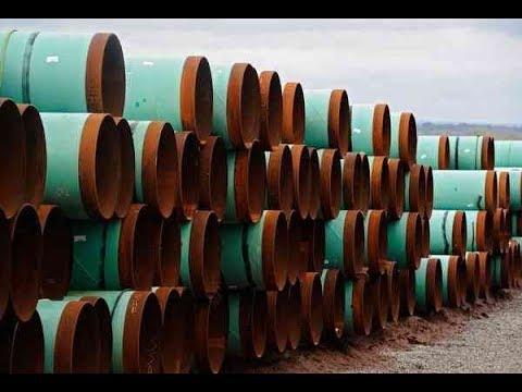 Keystole XL Pipeline Spills 210k Gallons Of Oil