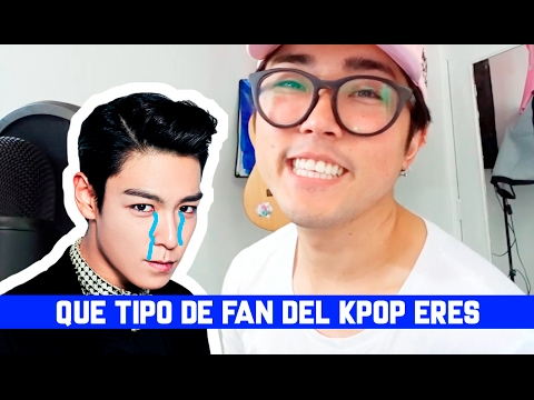 Thumbnail: ¿ Qué tipo de Fan del K-Pop eres? | kenroVlogs