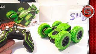 sGILE Atom Max 4WD Radio Controlled 360 Degree Stunt Car Review