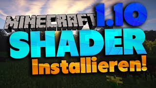 Minecraft 1.10 SHADER installieren! (Tutorial deutsch) | DerKalleHD