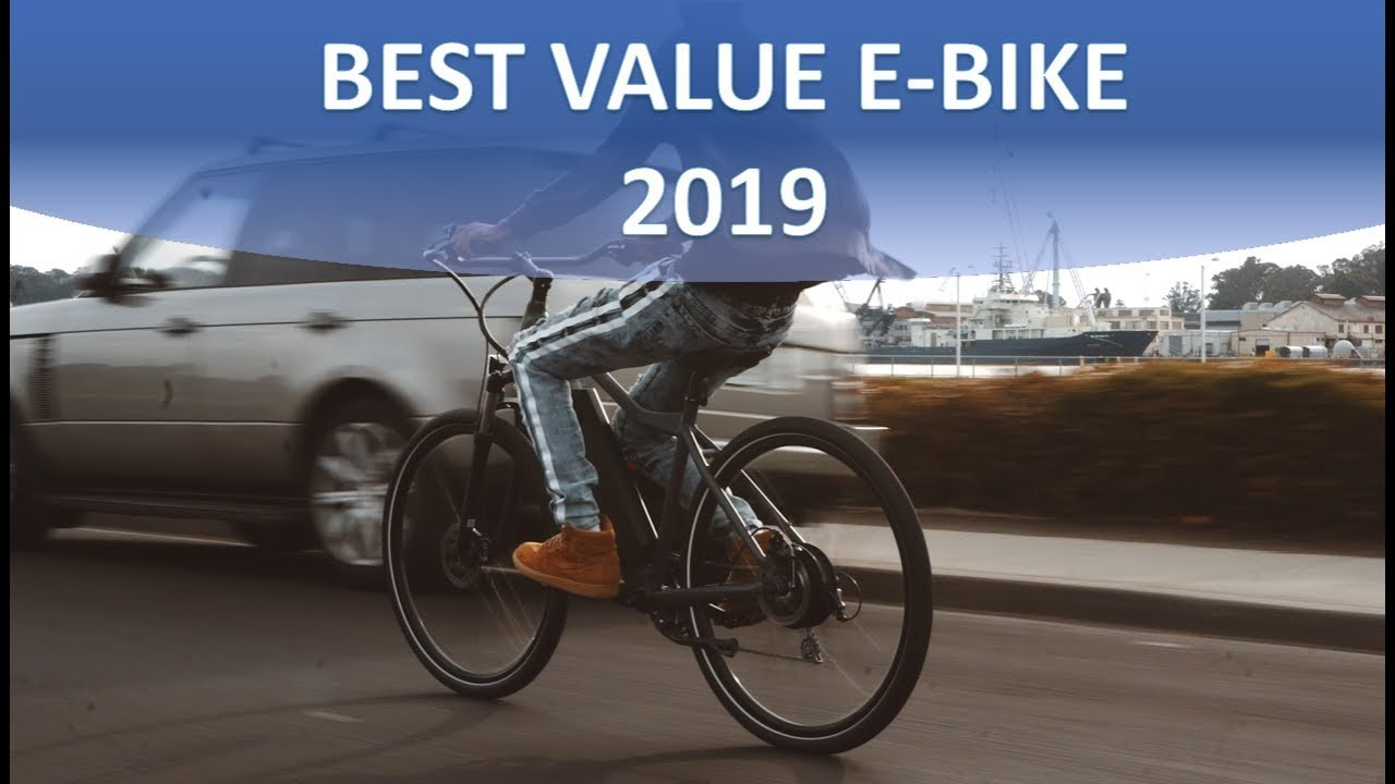 BEST VALUE ELECTRIC BIKE of 2019