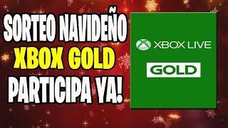 *SORTEO NAVIDEÑO* OFERTÓN XBOX LIVE GOLD A 1 USD   SORTEO XBOX GOLD Y GAME PASS GRATIS!