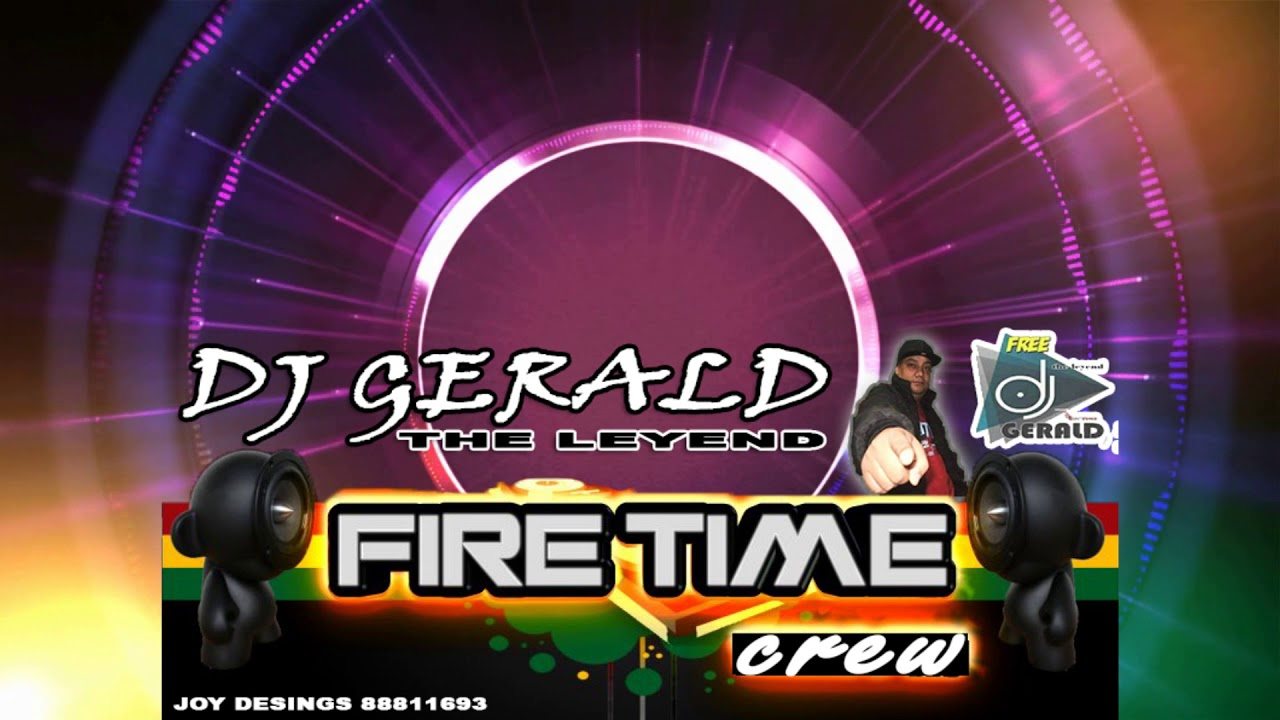 Dj Gerald   OLD SCHOOL FireTimeCrew imagenes video
