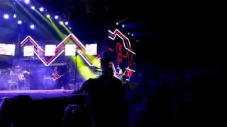 KOTAK-Live at Rantau Prapat|Tantri main drum, Chella dan Chua Nyanyi | Keren!!!