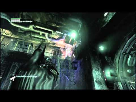 Batman Arkham City-Riddler Hostage #3