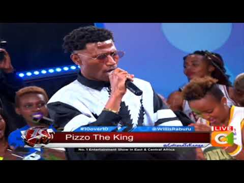 Octopizzo The King on #10over10