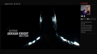 Batman arkham knight ep1