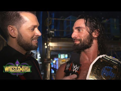 """Seth Rollins can start calling himself """"Grand Slam"""" Rollins: Exclusive, April 8, 2018"""