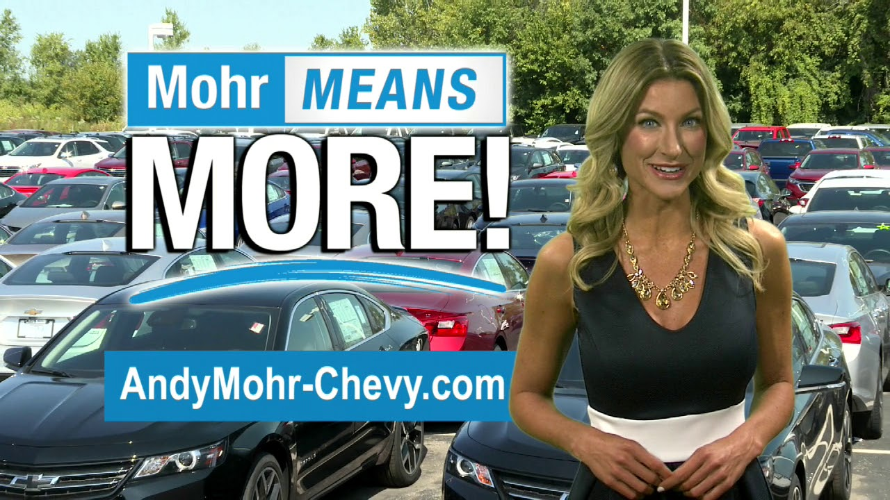 Andy Mohr Chevy >> Andy Mohr Chevy June 2019 Mohr Means More