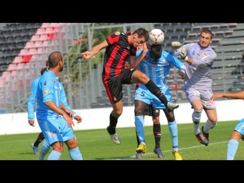 Résumé Nice - Ajaccio (CFA2)