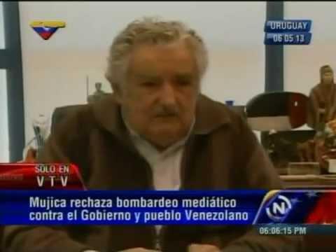 Pepe Mujica pide a los venezolanos trabajar mucho más y gastar menos energía en confrontación