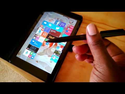 Dell Venue 8 Pro, Case, and stylus review
