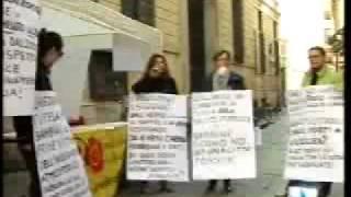 Inquinamento in Veneto. Vicenza manifestazione