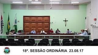 Sessão da Câmara 23.08.17