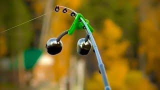 Осенние приключения! Рыбалка на фидер с ночевкой. 1 серия