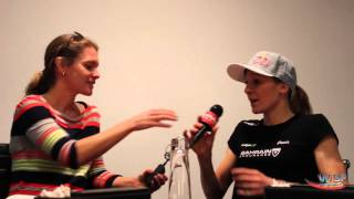 WiSP IronWomen: Sara Gross (CAN) Talks to Daniela Ryf (SUI)