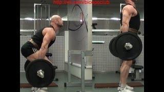 видео Гакк приседания