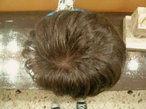 Come fare i capelli grigi uomo