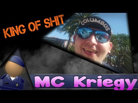 MC KRIEGY - Mein tighter Track für Solution-Homie