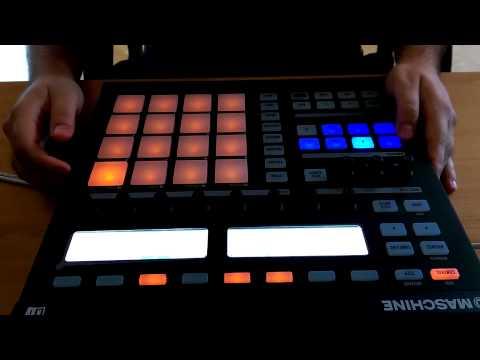 WoM - Bass Kleph & Audex - Somebody Shoulda Told You | ESION Maschine