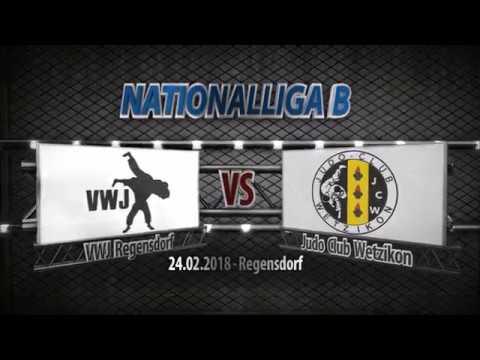 JC Wetzikon - VWJ Regensdorf (1.Runde NLB, 24.02.2018)