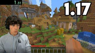 Minecraft 1.17 Speedrun Attempts
