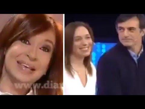 ¿Cuál fue la reacción de Vidal al ver a Cristina imitándola en lo de Rozín?