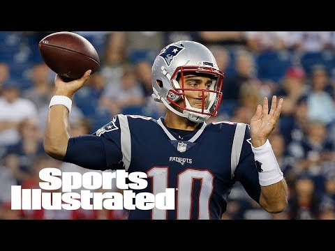 NFL: Jimmy Garoppolos' Future With The New England Patriots | SI NOW | Sports Illustrated