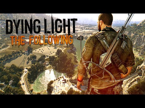 NEW ZOMBIE ADVENTURE!! (Dying Light: The Following)