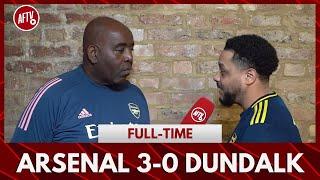 Arsenal 3-0 Dundalk | Pepe Must Start Against Man Utd! (Troopz)