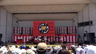2014年6月15日に開催された、「大阪マラソンえ~とこどり よみファ・ウ...