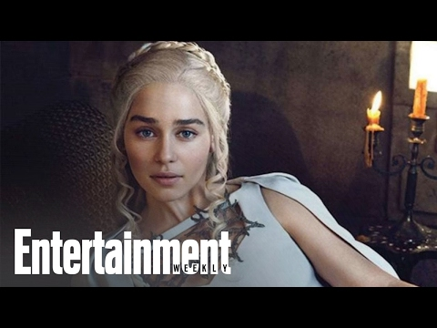 Game of Thrones stars make up a new theme song (with interpretive dance!)